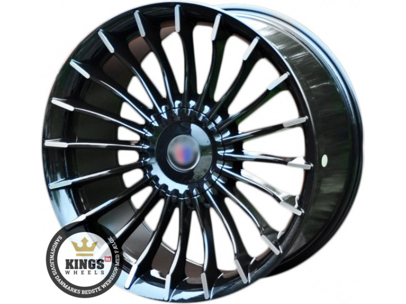 273 MB FÆLGE 19 5X120 ALPINA BMW 5 6 7 E60 E63 E65