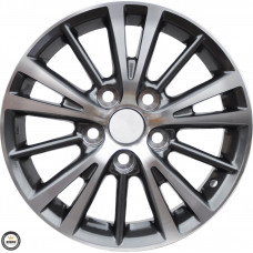 1051 MG Fælge 15 5x114,3 TOYOTA AURIS COROLLA