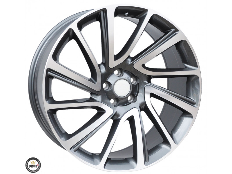 840 MG FÆLGE 21 5X108 LAND ROVER DISCOVERY SPORT