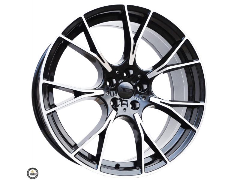 1617 MB FÆLGE M 19 5X112 BMW 5 6 7 G30 G31 G11 G12