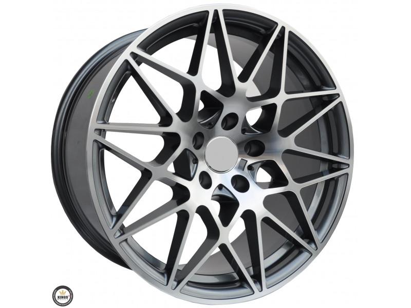 5167 MG FÆLGE 20 5X120 BMW 3 5 7 F10 F11 F30 F01