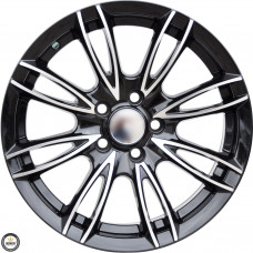 040 MB Fælge 15 5x100 SKODA OCTAVIA RAPID VW