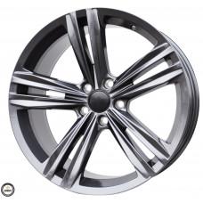 006 G Fælge 19 5x112 VW PASSAT GOLF TIGUAN R-LINE