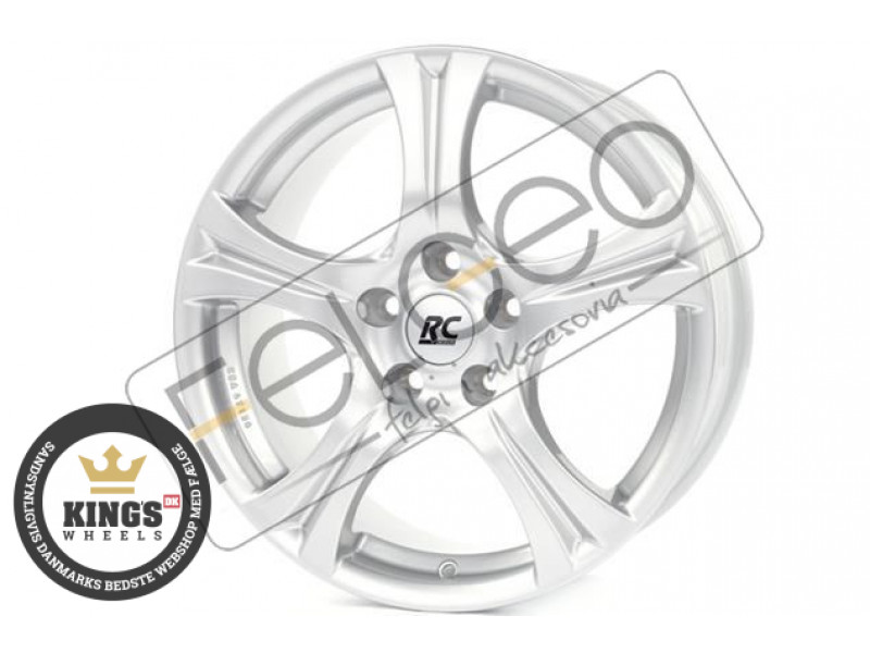 FÆLGE 14 5x100 RC-DESIGN RC 14 KS