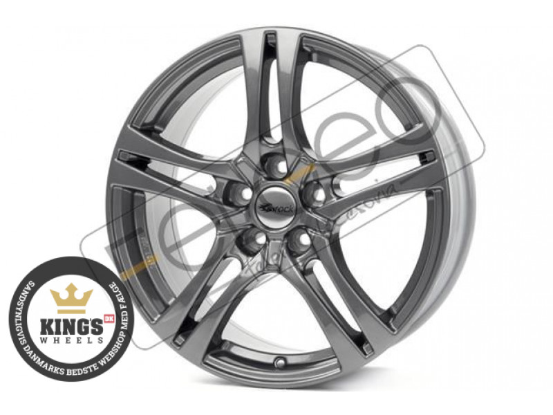 FÆLGE 15 4x108 RC-DESIGN RC 26 TM