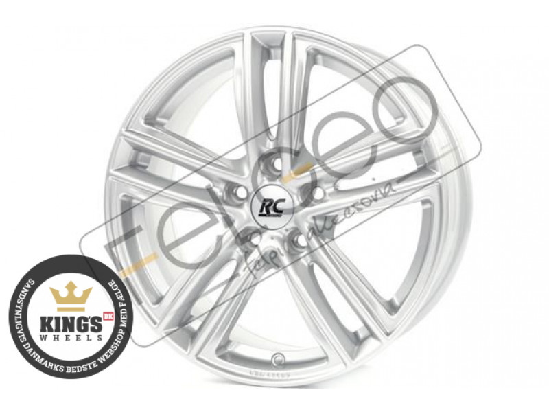 FÆLGE 15 5x112 RC-DESIGN RC 27 KS