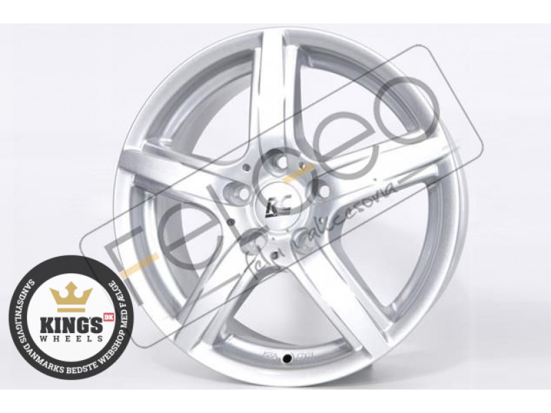 FÆLGE 15 4x100 RC-DESIGN RC D10 KS
