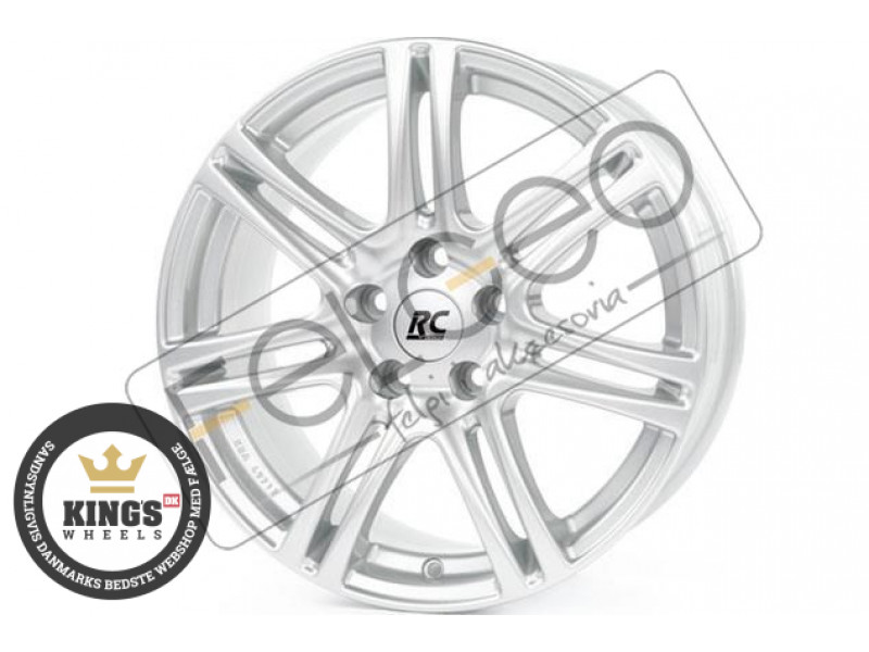 FÆLGE 15 5x100 RC-DESIGN RC 28 KS