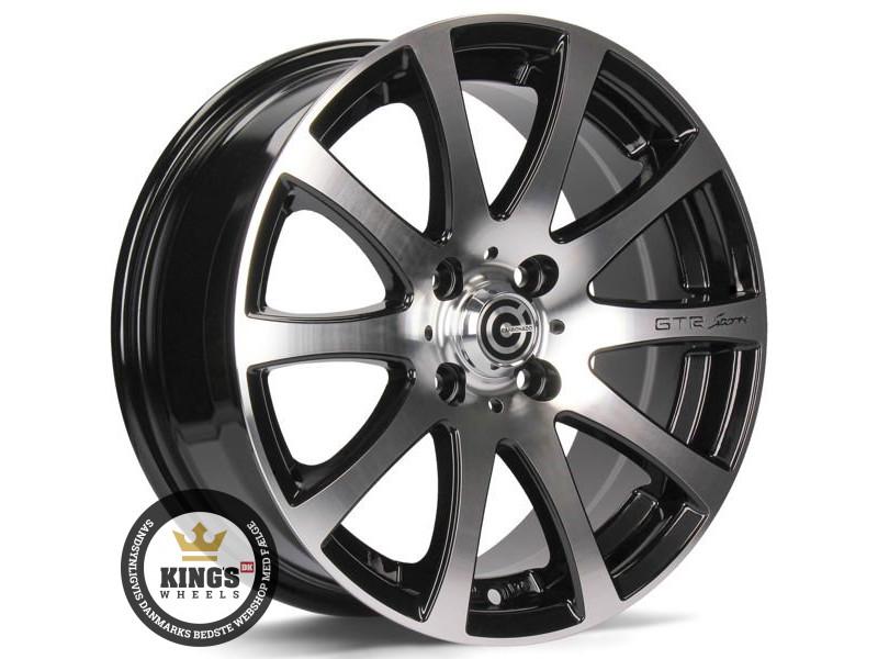 FÆLGE 15 5x98 Carbonado GTR Sports 4 BFP