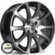 FÆLGE 15 4x100 Carbonado GTR Sports 4 BFP