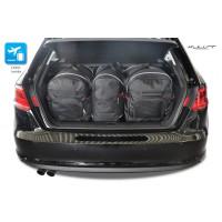 Rejsetaske sæt til AUDI A3 2012+ CAR BAGS SET 3 PCS