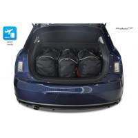 Rejsetaske sæt til AUDI A1 2010-2018 CAR BAGS SET 3 PCS