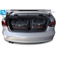 Rejsetaske sæt til AUDI A3 CABRIO 2014-2016 CAR BAGS SET 4 PCS