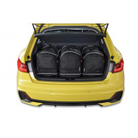 Rejsetaske sæt til AUDI A1 2018+ CAR BAGS SET 3 PCS